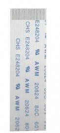 FLAT BRANCO 24VIAS x 20CM PASSO 0,5MM