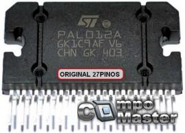 SAÍDA DE AUDIO PAL012A ORIGINAL PIONEER COM 27 PINOS COM REMOTE