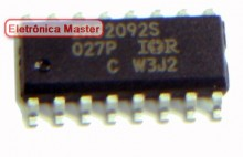 IRS2092 SMD DA PLACA MODULO ROADSTAR POWER TWO