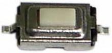 MICRO CHAVE SMD TACT P/ CONTROLES  PAINEIS E MP3 E MP4