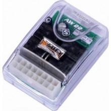 Central de vidros eletricos AW22 p/ 2 portas (automatico) Soft