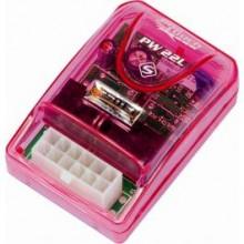 Modulo de vidro PW22L para 2 portas (semi-automatico) Soft