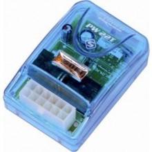 Modulo de vidro PW22T para 2 portas (semi-automatico) Soft