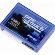 Modulo de vidro configuravel PW42 para 2 portas ou 4 portas Soft