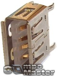 CONECTOR USB PIONEER 10mm ORIGINAL