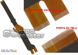 FLAT DVD RETRATIL BRAVOX BVX-D977 EONON 1025 OUTROS