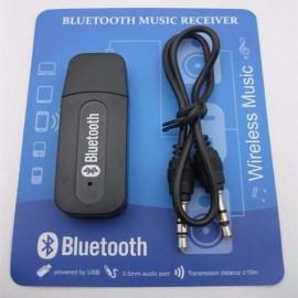RECEPTOR BLUETOOTH P2 USB ADAPTADOR AUDIO ENTRADA AUXILIAR